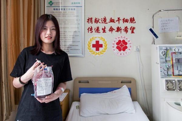 10000th donor cmdp