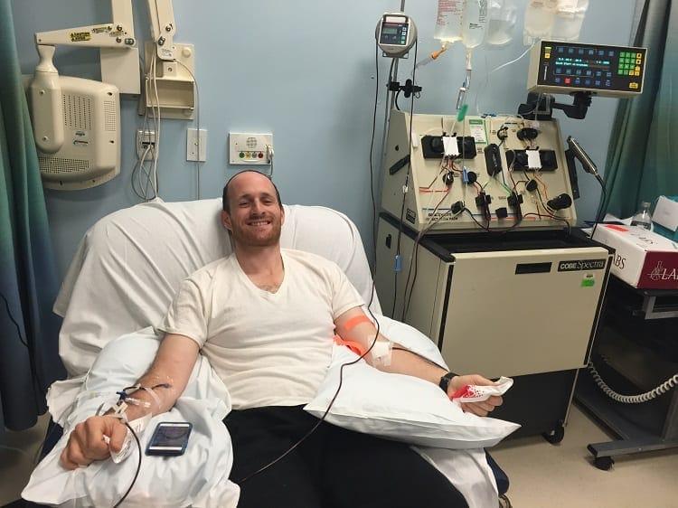 International donation saves life of woman battling leukemia