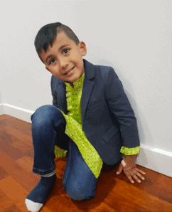 The story of Zakariya and Ismaeel (Australia)
