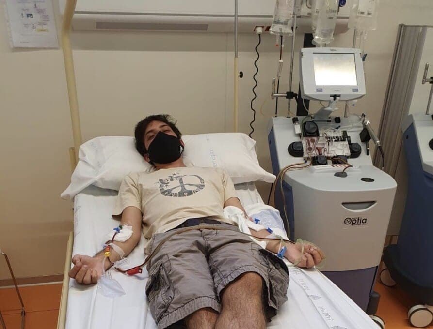 I was the selected donor (Spain)
