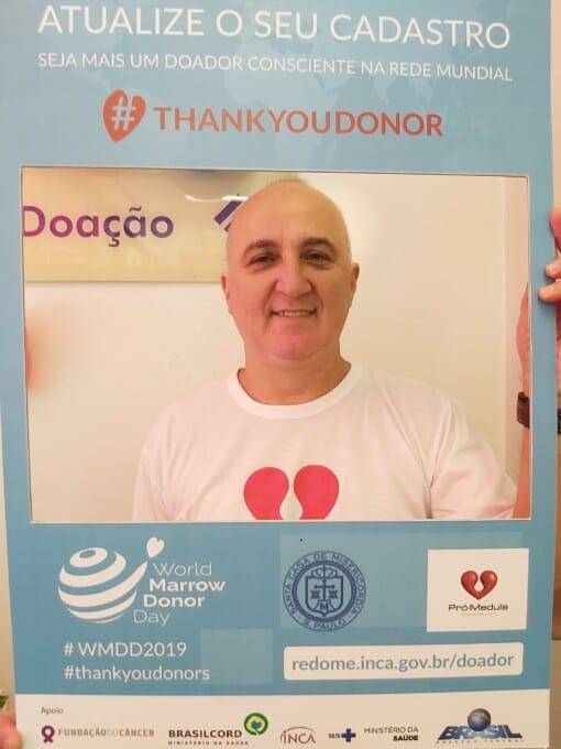 Cancer made me a better person (Brazil)